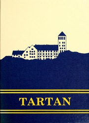 1985 Edition, Covenant College - Tartan Yearbook (Lookout Mountain, GA)
