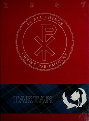 1987 Edition, Covenant College - Tartan Yearbook (Lookout Mountain, GA)
