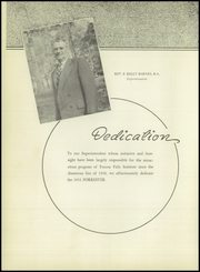 Page 10, 1952 Edition, Toccoa Falls College - Forrester Yearbook (Toccoa Falls, GA) online yearbook collection