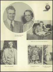 Page 11, 1952 Edition, Toccoa Falls College - Forrester Yearbook (Toccoa Falls, GA) online yearbook collection