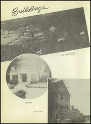 Page 12, 1952 Edition, Toccoa Falls College - Forrester Yearbook (Toccoa Falls, GA) online yearbook collection