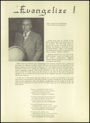 Page 17, 1952 Edition, Toccoa Falls College - Forrester Yearbook (Toccoa Falls, GA) online yearbook collection