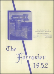 Page 7, 1952 Edition, Toccoa Falls College - Forrester Yearbook (Toccoa Falls, GA) online yearbook collection
