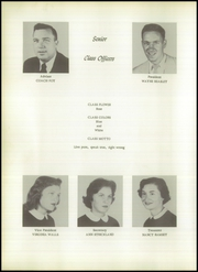 Page 10, 1955 Edition, Quitman High School - Jolly Roger Yearbook (Quitman, GA) online yearbook collection