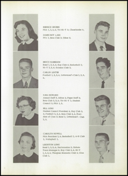 Page 13, 1955 Edition, Quitman High School - Jolly Roger Yearbook (Quitman, GA) online yearbook collection