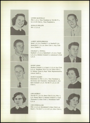 Page 14, 1955 Edition, Quitman High School - Jolly Roger Yearbook (Quitman, GA) online yearbook collection
