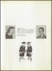 Page 15, 1955 Edition, Quitman High School - Jolly Roger Yearbook (Quitman, GA) online yearbook collection