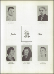 Page 17, 1955 Edition, Quitman High School - Jolly Roger Yearbook (Quitman, GA) online yearbook collection