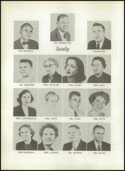 Page 8, 1955 Edition, Quitman High School - Jolly Roger Yearbook (Quitman, GA) online yearbook collection