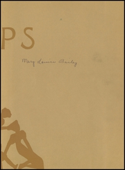 Page 3, 1937 Edition, North Avenue Presbyterian School - Napsonian Yearbook (Atlanta, GA) online yearbook collection