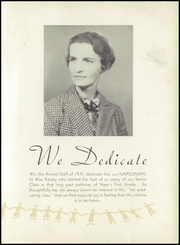 Page 7, 1937 Edition, North Avenue Presbyterian School - Napsonian Yearbook (Atlanta, GA) online yearbook collection
