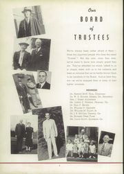 Page 10, 1941 Edition, North Avenue Presbyterian School - Napsonian Yearbook (Atlanta, GA) online yearbook collection