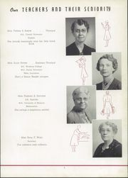 Page 11, 1941 Edition, North Avenue Presbyterian School - Napsonian Yearbook (Atlanta, GA) online yearbook collection