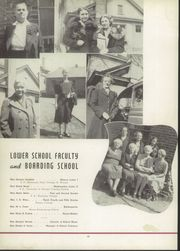Page 14, 1941 Edition, North Avenue Presbyterian School - Napsonian Yearbook (Atlanta, GA) online yearbook collection