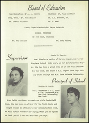 Page 13, 1956 Edition, Stephens High School - Hilltopper Yearbook (Calhoun, GA) online yearbook collection