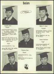 Page 23, 1956 Edition, Stephens High School - Hilltopper Yearbook (Calhoun, GA) online yearbook collection
