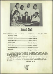 Page 5, 1956 Edition, Stephens High School - Hilltopper Yearbook (Calhoun, GA) online yearbook collection