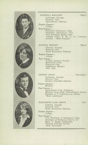 Page 16, 1930 Edition, Berry High School - Torch Yearbook (Mount Berry, GA) online yearbook collection
