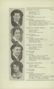 Page 12, 1932 Edition, Berry High School - Torch Yearbook (Mount Berry, GA) online yearbook collection