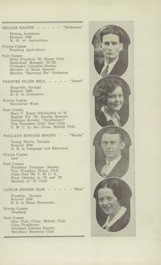 Page 13, 1932 Edition, Berry High School - Torch Yearbook (Mount Berry, GA) online yearbook collection