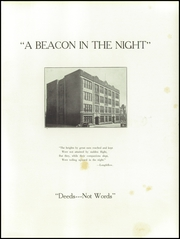 Page 7, 1940 Edition, Central Night School - Yearbook (Atlanta, GA) online yearbook collection