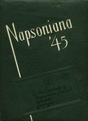 Napsonian School - Napsoniana Yearbook (Atlanta, GA) online yearbook collection, 1945 Edition, Page 1