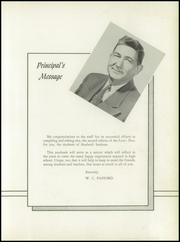 Page 11, 1957 Edition, Bradwell Institute - Lions Den (Hinesville, GA) online yearbook collection