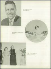 Page 12, 1957 Edition, Bradwell Institute - Lions Den (Hinesville, GA) online yearbook collection