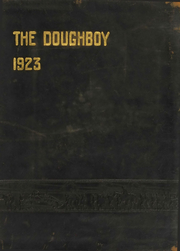 1923 Edition, US Army Infantry School - Doughboy Yearbook (Fort Benning, GA)