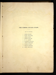 Page 13, 1908 Edition, State Normal School - Levana Yearbook (Athens, GA) online yearbook collection