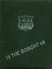 Page 1, 1948 Edition, Bloomington High School - Bobcat Yearbook (Bloomington, TX) online yearbook collection