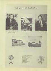 Page 11, 1948 Edition, Bloomington High School - Bobcat Yearbook (Bloomington, TX) online yearbook collection