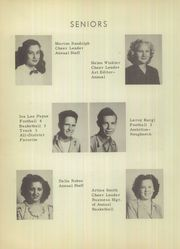 Page 16, 1948 Edition, Bloomington High School - Bobcat Yearbook (Bloomington, TX) online yearbook collection