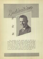 Page 8, 1948 Edition, Bloomington High School - Bobcat Yearbook (Bloomington, TX) online yearbook collection
