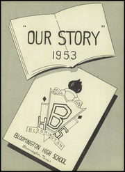 Page 7, 1953 Edition, Bloomington High School - Bobcat Yearbook (Bloomington, TX) online yearbook collection