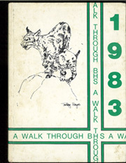 Page 1, 1983 Edition, Bloomington High School - Bobcat Yearbook (Bloomington, TX) online yearbook collection