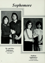 Page 16, 1983 Edition, Bloomington High School - Bobcat Yearbook (Bloomington, TX) online yearbook collection