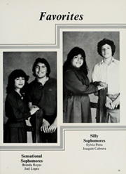 Page 17, 1983 Edition, Bloomington High School - Bobcat Yearbook (Bloomington, TX) online yearbook collection