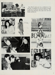 Page 7, 1983 Edition, Bloomington High School - Bobcat Yearbook (Bloomington, TX) online yearbook collection
