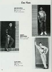 Page 58, 1989 Edition, Bloomington High School - Bobcat Yearbook (Bloomington, TX) online yearbook collection