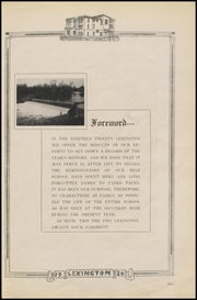 Page 11, 1920 Edition, Gonzales High School - Lexington Yearbook (Gonzales, TX) online yearbook collection