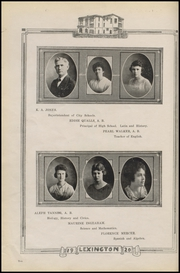 Page 16, 1920 Edition, Gonzales High School - Lexington Yearbook (Gonzales, TX) online yearbook collection