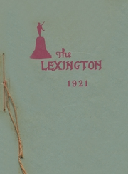 Gonzales High School - Lexington Yearbook (Gonzales, TX) online yearbook collection, 1921 Edition, Page 1