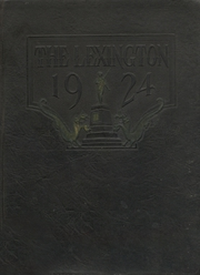 Gonzales High School - Lexington Yearbook (Gonzales, TX) online yearbook collection, 1924 Edition, Page 1