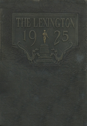 Gonzales High School - Lexington Yearbook (Gonzales, TX) online yearbook collection, 1925 Edition, Page 1