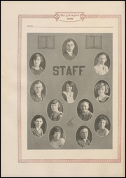 Page 10, 1926 Edition, Gonzales High School - Lexington Yearbook (Gonzales, TX) online yearbook collection