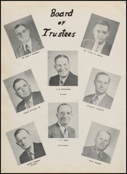 Page 12, 1950 Edition, Gonzales High School - Lexington Yearbook (Gonzales, TX) online yearbook collection