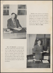 Page 13, 1950 Edition, Gonzales High School - Lexington Yearbook (Gonzales, TX) online yearbook collection