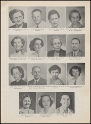 Page 15, 1950 Edition, Gonzales High School - Lexington Yearbook (Gonzales, TX) online yearbook collection