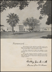 Page 7, 1950 Edition, Gonzales High School - Lexington Yearbook (Gonzales, TX) online yearbook collection